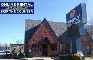 Simply Self Storage - 8200 North Western Avenue - Oklahoma City