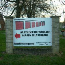 Albany Self Storage   Athens County
