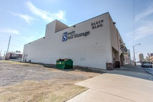 Simply Self Storage - Tulsa, OK - Elgin Ave