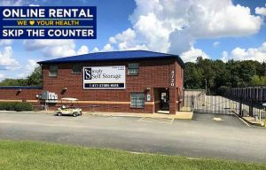 Simply Self Storage - 4720 Getwell Road - Memphis