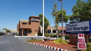 Central Self Storage - Milpitas