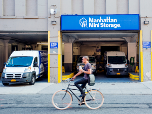 Manhattan Mini Storage - High Line - 510 West 21st Street