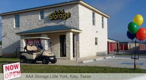 AAA Storage Little York