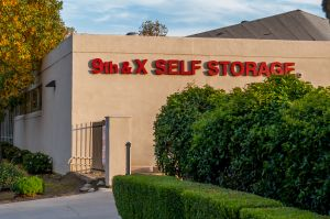 9th and X Self Storage