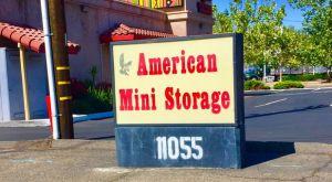 American Mini Storage   Rancho Cordova   11055 Folsom Boulevard