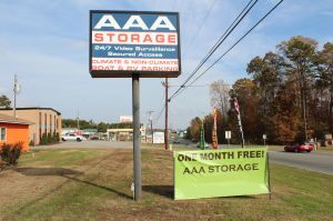 AAA Mooresville & 15 Cheap Self-Storage Units Salisbury NC w/ Prices from $19/month
