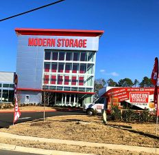 Modern Storage West Little Rock