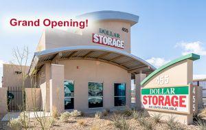 Dollar Self Storage   North Las Vegas