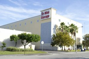 A+ Mini Storage   South Miami