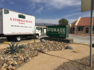 A Storage Place   Indio   83050 Avenue 45