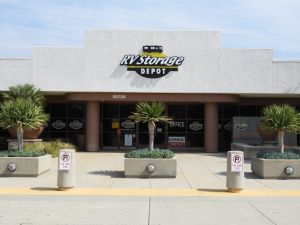 Mission Viejo RV Storage Depot