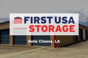 Ordinaire First USA Storage Of Belle Chasse