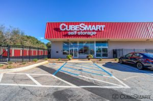 CubeSmart Self Storage - Greenville - 1900 Old Buncombe Rd