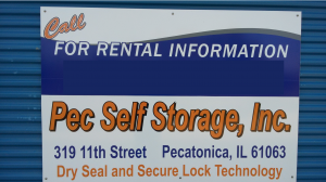 Pec Self Storage 8155200740