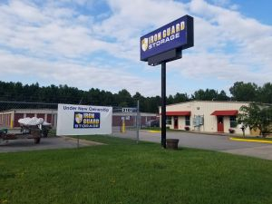 Iron Guard Storage - Pine Bluff