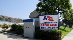 A-American Self Storage - Pomona