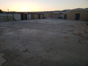 Mohave Storage - Warehouse & Construction Lot