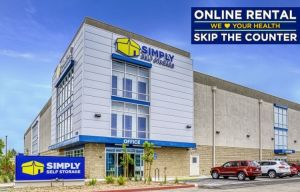 Simply Self Storage - 1600 North Glassell Street - Orange