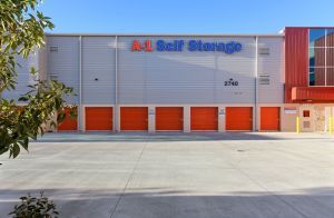 A-1 Self Storage - San Diego - Pacific Beach