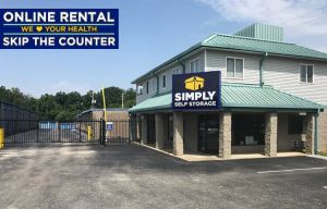 Simply Self Storage - 3545 Hickory Hill Road - Memphis