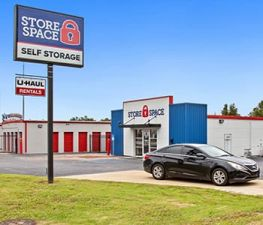 Store Space Self Storage - #1017
