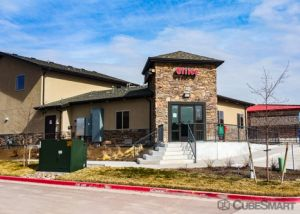 CubeSmart Self Storage - Colorado Springs - 2742 N Gate Blvd