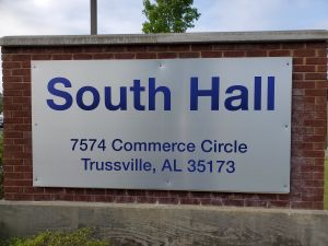 South Hall Express Delivery - Tville