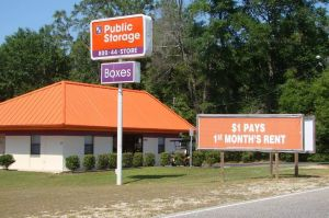 Public Storage - Mobile - 5100 Moffat Road