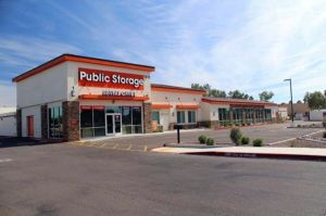 Public Storage - Gilbert - 1515 N Greenfield Rd