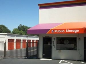 Public Storage - Citrus Heights - 6240 Sylvan Road