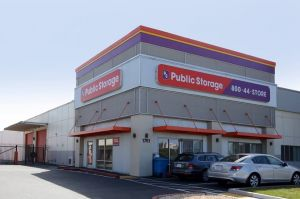 Public Storage - Burlingame - 1811 Adrian Road