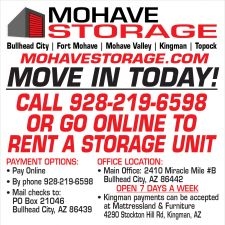 Mohave Storage - Kingman Rhoades