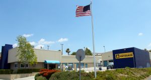 Golden State Storage - Santa Clarita - 21530 Golden Triangle Rd
