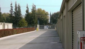Silverwood RV Parking And Ellis Storage At Tully