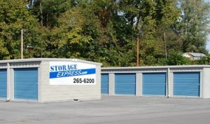 Storage Express - Madison - West 2nd Street