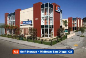 A-1 Self Storage - San Diego - Midtown