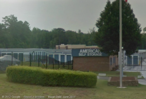 American Self Storage - Wake Forest - Capital Blvd